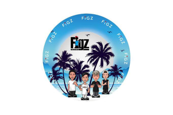 Figz Pop Gripz - Beach