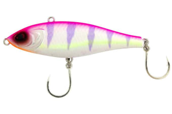 Bone Dash 60S Sinking Pencil Bait Fishing Lure - 60mm Vibe Lure-33gm Search Bait [Colour: Pink Frost]