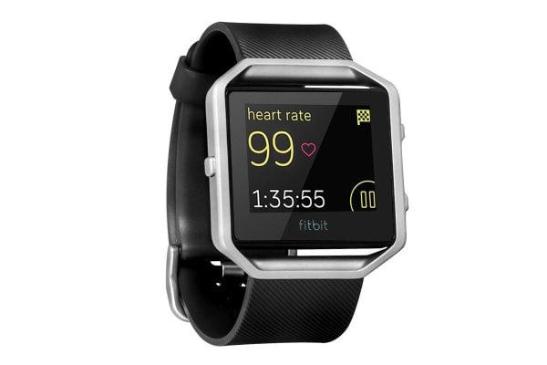 Fitbit Blaze Smart Fitness Watch (Small, Black)