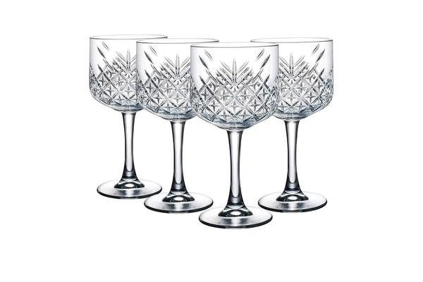 Pasabahce Timeless Cocktail Glass 500ml Set of 4