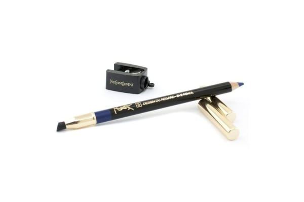 Yves Saint Laurent Dessin Du Regard Long Lasting Eye Pencil - No. 3 (Oriental Blue) (1.25g/0.04oz)