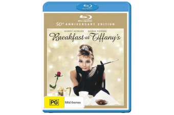 Breakfast at Tiffanys Blu-ray Region B