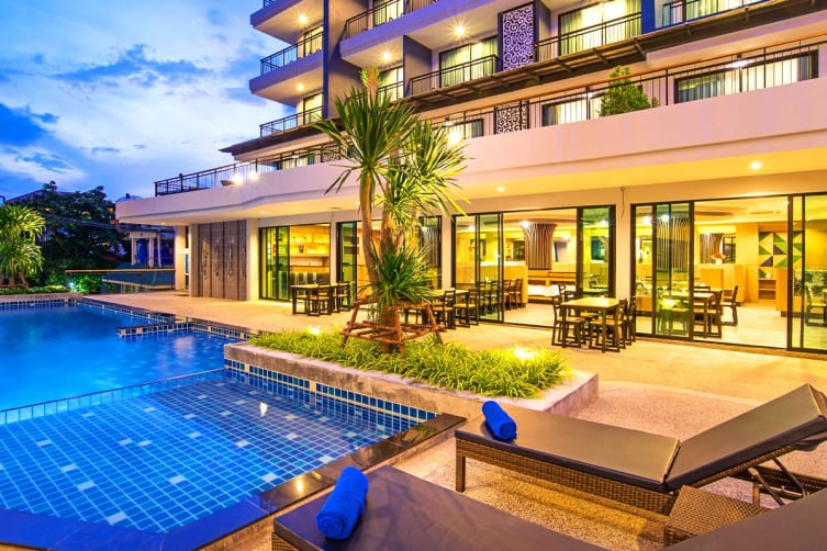 THAILAND: 5 Nights at Avasea Resort Krabi for Two (High Season Deluxe Ocean View)