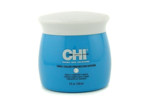 CHI Ionic Color Protector System 3 Leave In Treatment Masque (150ml/6oz)