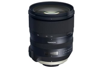 New Tamron SP 24-70mm F/2.8 Di VC USD G2 Lenses For Nikon (FREE DELIVERY + 1 YEAR AU WARRANTY)