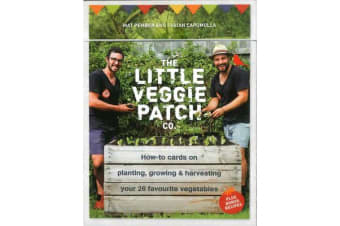 The Little Veggie Patch Co. - Deck of Cards