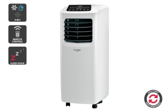 Refurbished Kogan 2.9kW Portable Air Conditioner (10,000 BTU)
