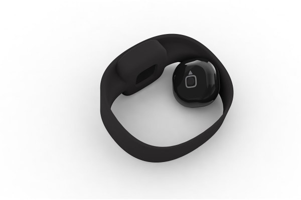 iFit Act Fitness Tracker (Black)