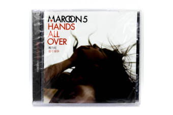 Maroon 5 - Hands All Over BRAND NEW SEALED MUSIC ALBUM CD - AU STOCK