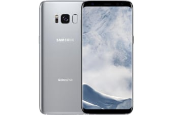 Samsung Galaxy S8 Plus - Silver 64GB –As New Condition Refurbished