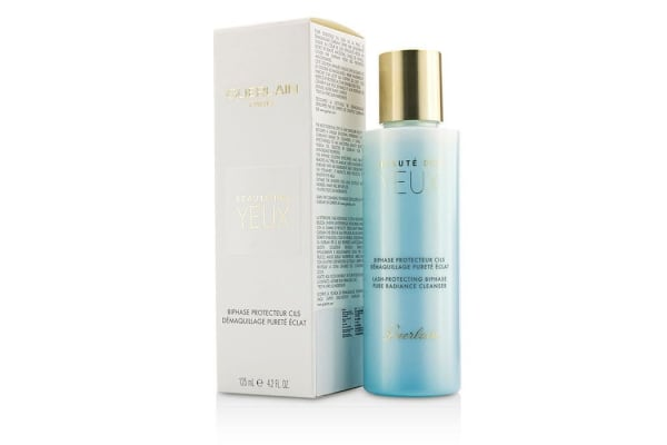Guerlain Pure Radiance Cleanser - Beaute Des Yuex Lash-Protecting Biphase Eye Make-Up Remover (125ml/4oz)