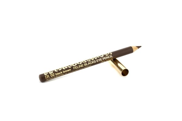 Helena Rubinstein Feline Blacks Eye Pencil - # 02 Black Brown/Tawny Brown (Unboxed) (1.05g/0.037oz)