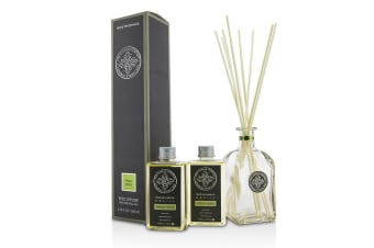 The Candle Company Reed Diffuser with Essential Oils - Fresh Moss 200ml/6.76oz