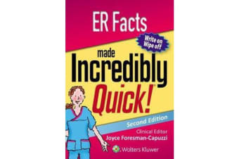 ER Facts Made Incredibly Quick