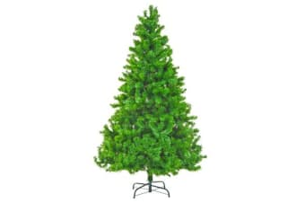 8Ft 240cm Green Xmas Tree
