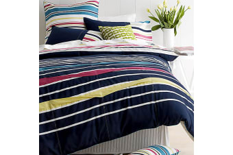 Spectrum Quilt Cover Set by Paxton & Wiggin