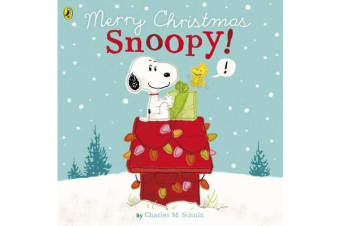 Peanuts - Merry Christmas Snoopy!