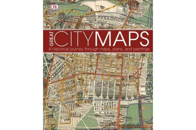 Great City Maps - A historical journey through maps, plans, and paintings