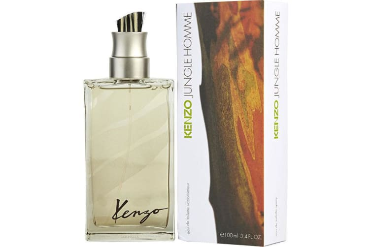Kenzo Jungle Eau De Toilette Spray 100ml