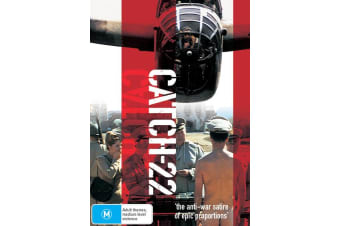 Catch 22 DVD Region 4