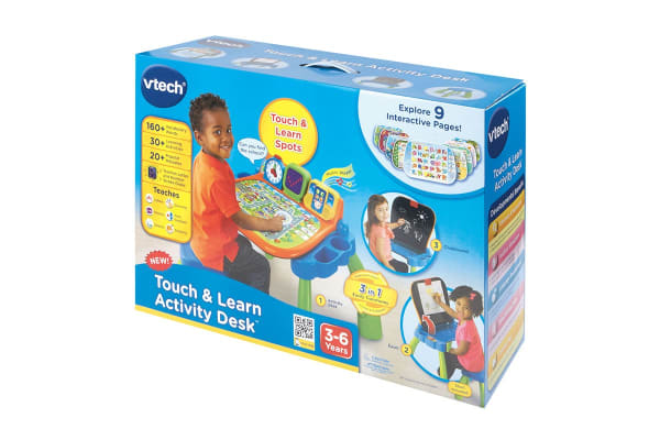Vtech Interactive Learning 3-in-1 Activity Desk