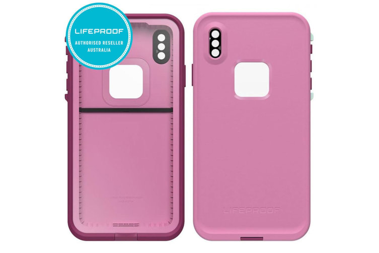 newest 97d48 98ee6 LifeProof Fre Case for iPhone Xs Max - Frost Bite