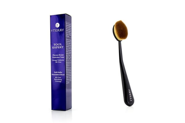 By Terry Too Expert Soft Buffer Foundation Brush (-)