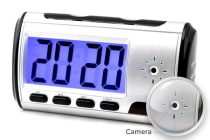 Kogan Spy Clock with Motion Detector (8GB)