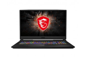 "MSI Gaming GL75 9SD-014AU notebook Black 43.9 cm (17.3"") 1920 x 1080 pixels 9th"
