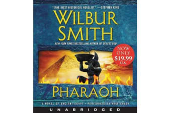Pharaoh Unabridged Low Price CD - A Novel Of Ancient Egypt