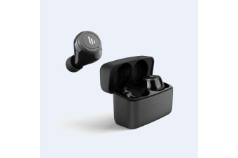 Edifier TWS5 Bluetooth Wireless Earbuds - BLACK/ Bluetooth 5.0/ Up to 32 hours