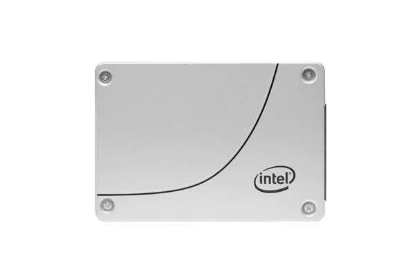 Intel S3520 Series 2.5' 480GB SSD SATA3 6Gbps 7mm 450/380MB/s 65K/16K IOPS 2 Million Hours MTBF Solid State Drive 5yrs Wty