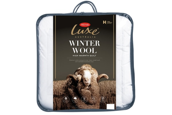 Tontine Luxe Winter Wool Quilt (Single)