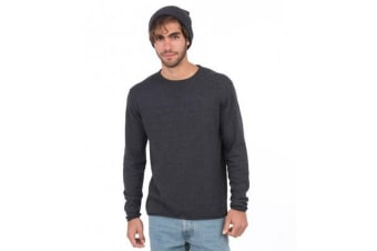 Ecologie Mens Arenal Lightweight Sweater (Charcoal)