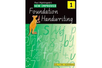 New Improved Foundation Handwriting NSW Year 1 - Book 1