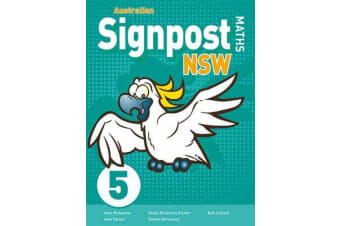 Australian Signpost Maths NSW 5 Student Activity Book