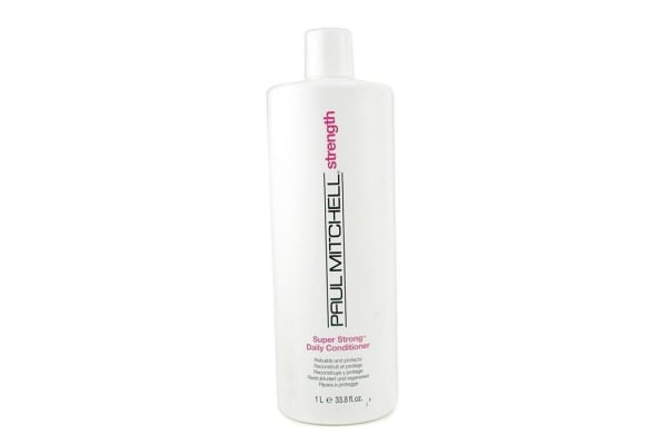 Paul Mitchell Strength Super Strong Daily Conditioner (Rebuilds and Protects) (1000ml/33.8oz)
