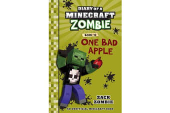 Diary of a Minecraft Zombie #10 - One Bad Apple