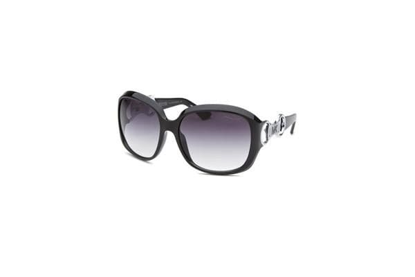 Michael Kors Women Key West Square Black Sunglasses (MK2684S-KWEST-001)