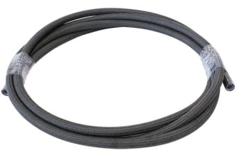 Aeroflow Kryptalon Kevlar Hose -6AN Flame Retard,Light & Tight Rad