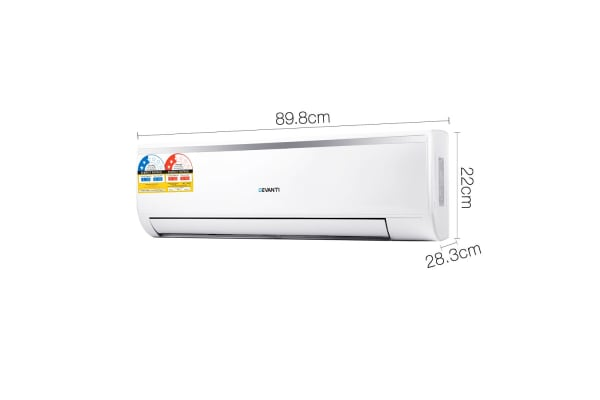 Multifunctional 3.3kW Air Conditioner/Heater