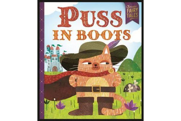 Bonney Press Fairytales - Puss in Boots