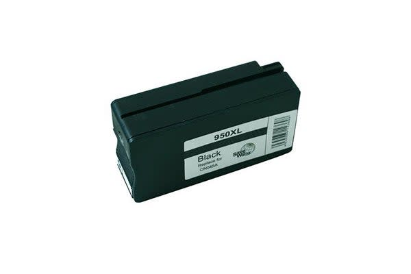 Remanufactured HP 950Xl Black Cartridge