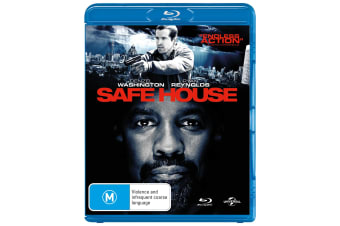 Safe House Blu-ray Region B