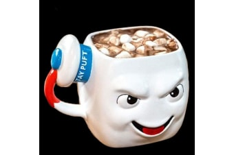 Stay Puft Marshmallow Man 3D Mug 600ml | Ghostbusters Official