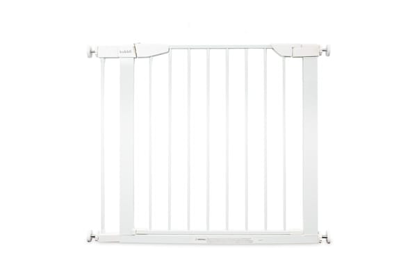 Bubbli Swing Closed Security Gate (74cm Tall) with Bonus Extension
