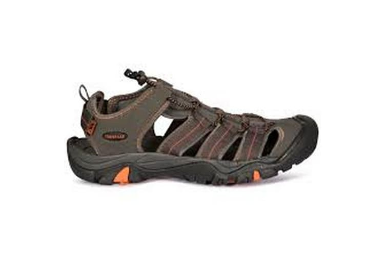 Trespass Mens Torrance Hiking Sandals (Peat) (10 UK)