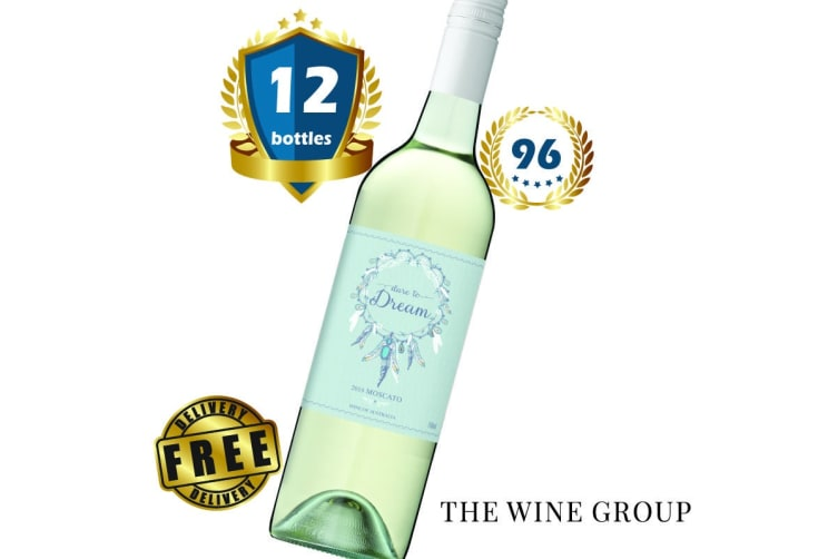 12 Bottles of Dare To Dream Moscato 750ML