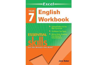 Excel Year 7 English Workbook - Year 7
