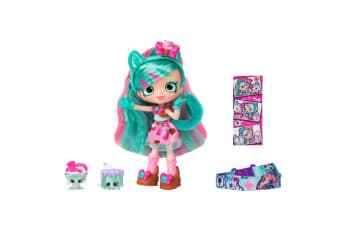 Shopkins Shoppies Season 9 Peppa-Mint Doll